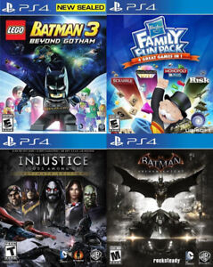 Selling/Trading PS4 Batman, Lego, Injustice, Family Fun Pack