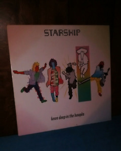 Starship Record - Knee Deep in the Hoopla - Disque Vinyle