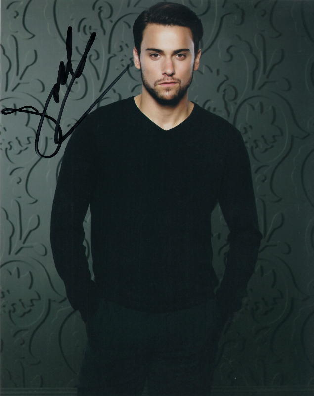 JACK FALAHEE.. How To Get Away With Murder's Connor - SIGNED