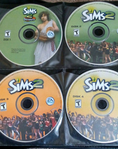 MASSIVE GAMING SALE** SIMS2 +EXPANSION PACKS