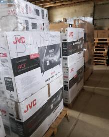 BRAND NEW JVC 2020 MODEL 4K ULTRA HD 43 INCH 50 INCH 55 INCH