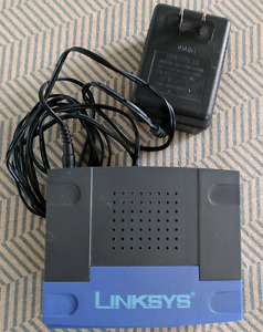 Linksys 5 port Switch