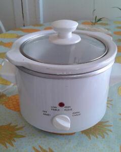 Petite mijoteuse/ Tiny slow-cooker