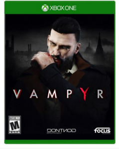 WANTED: Vampyr for Xbox One