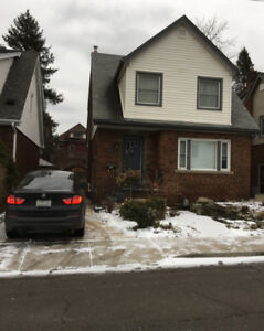 OPEN HOUSE SUN JAN 27TH 2:15-3:15 PM  21 GILMOUR PLACE, HAMILTON