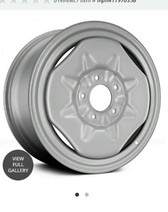 "WANTED!!! 17"" FORD STEEL RIMS"