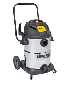 Shop-Vac Ultra Stainless Steel Wet/Dry Vac, 45.5-L - Open Box