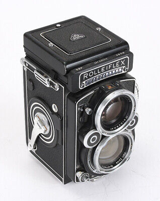 ROLLEI ROLLEIFLEX WINDOW DISPLAY DUMMY 2.8F (ISN'T A CAMERA)/212600 for sale  Shipping to India