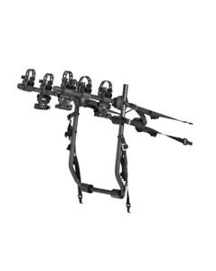 ccm 3 bike trunk mount bike rack