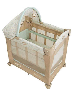 Graco Travel Crib Kijiji In Ontario Buy Sell Save With