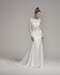 Beautiful Maggie Sottero Wedding Gown