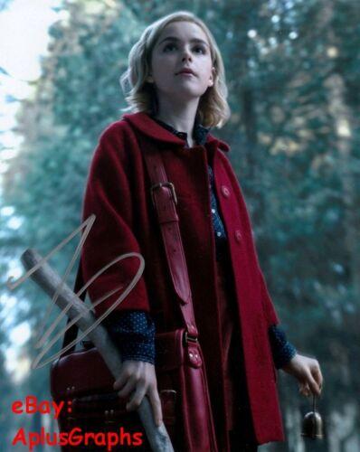 KIERNAN SHIPKA.. The Chilling Adventures of Sabrina Beauty - SIGNED