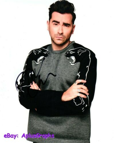 DAN LEVY.. Schitt's Creek Charmer - SIGNED