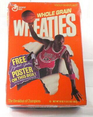 JIM PALMER WHEATIES BOX COMMEMORATIVE EDITION 1989 Baltimore Orioles