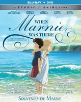 When Marnie Was There STUDIO GHIBLI DVD - New Japanese Anime