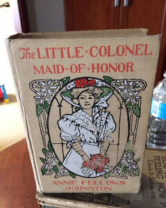 1906 The Littkr Colonel Maid of Honor