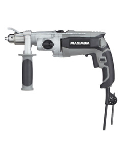 MAXIMUM    8.5A  Hammer Drill, 1/2-in