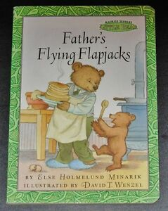 Father's Flying Flapjacks by Else Holmelund Minarik (2002, Hardc