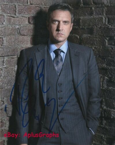 RAUL ESPARZA.. Law & Order: Special Victims Unit (SVU) SIGNED