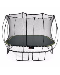 Springfree Square Trampoline (11x11) - Great Condition