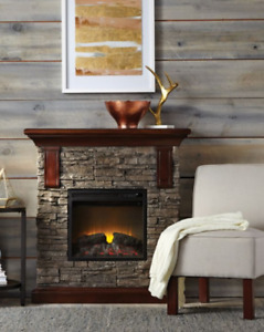 CANVAS Gatineau Electric Fireplace