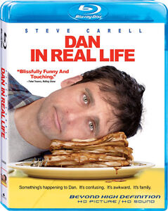 Dan In Real Life Blu ray-Top-notch condition