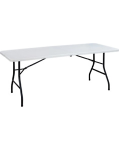 Folding Tables and Folding Chairs