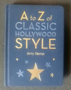 A to Z CLASSIC HOLLYWOOD STYLE-SINTY STEMP