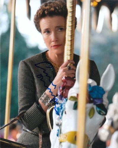 EMMA THOMPSON.. Saving Mr. Banks' P.L. Travers - SIGNED