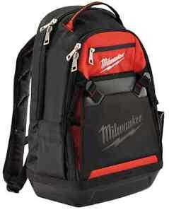 Milwaukee tool back pack