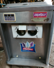 Gongly Soft Ice Cream Machine
