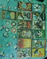 Lot de jeux et film de psp a vendre