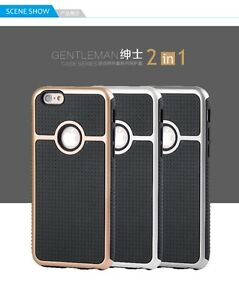 BLACK GOLD RING HYBRID HEAVY DUTY SHOCKPROOF CASE / IPHONE 6, 6+ Regina Regina Area image 2