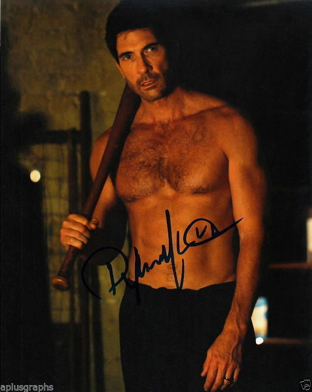 DYLAN McDERMOTT.. American Horror Story's Shirtless Stud (Gay Int.) SIGNED