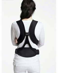 NEW*! Baby Bjorn Baby Carrier Soft Cotton Mix, Black&Silver