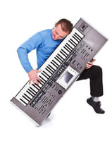 Looking for: Pro Keyboard/organ player for blues/funk band