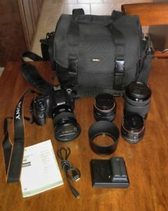 FS: Sony A58 Full Camera Package
