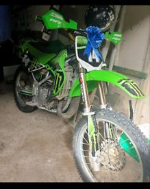 KX85 Big Wheel