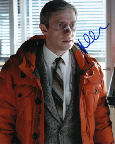 MARTIN FREEMAN.. Fargo - SIGNED