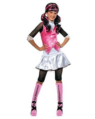 Kids Draculaura Costume (Monster High Draculaura Child)