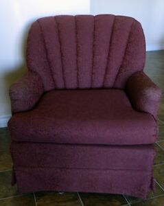Swival occasional chairs