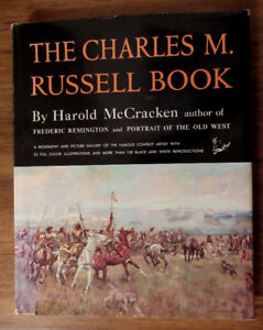 The Charles M Russell Book McCracken Illustrated