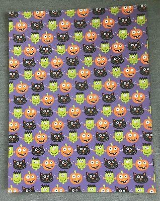 Halloween Design Paper (Halloween Cardstock scrapbook paper, 8.5