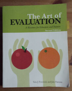 The Art of Evaluation 2nd Ed 9781550771554