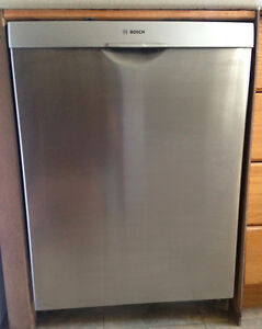Bosch SHE55r55uc - Excellent and quiet dishwasher
