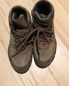 CSA Steel Toe Boots Female Size 6.5/7