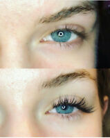 Eyelash Extensions &Lift and Tint Sale!!