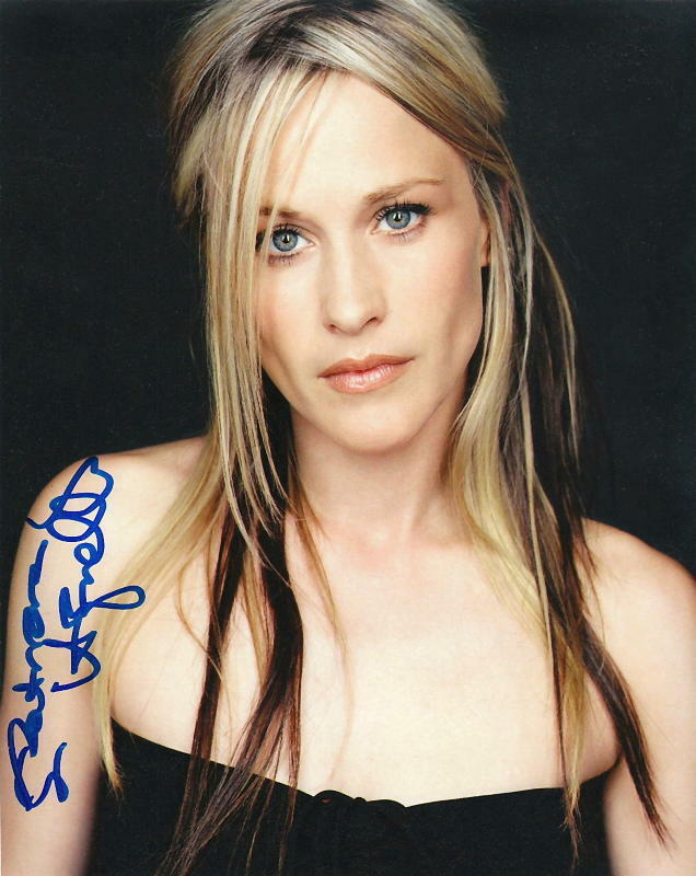 PATRICIA ARQUETTE.. Alluring Actress - SIGNED