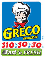 Greco Pizza- Now hiring Full Time staff!