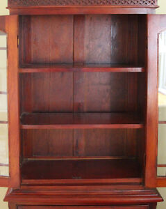 Reproduction Chippendale Cabinet Stratford Kitchener Area image 4
